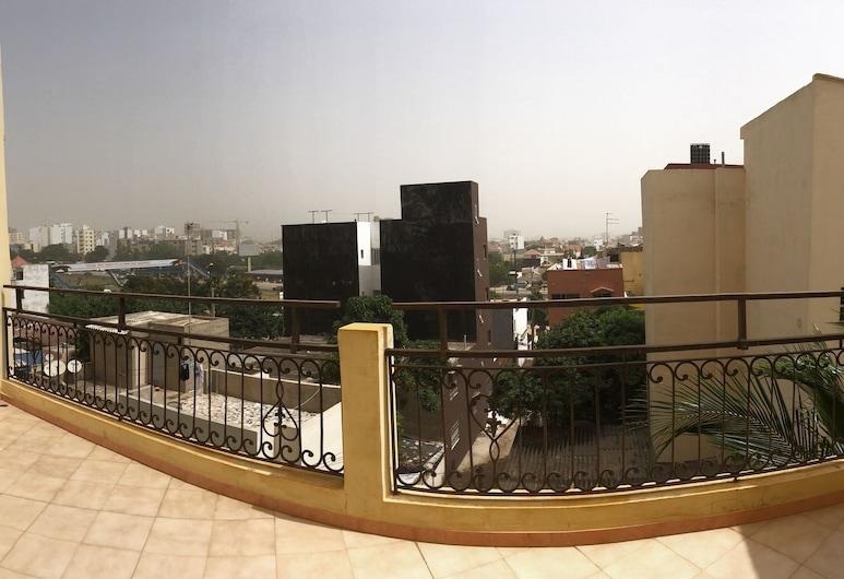 香茅島酒店, 達卡, 舒適雙人房, 陽台