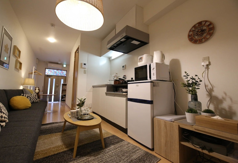 陽台酒店, 大阪, 單棟房屋 (Private Vacation Home), 客房