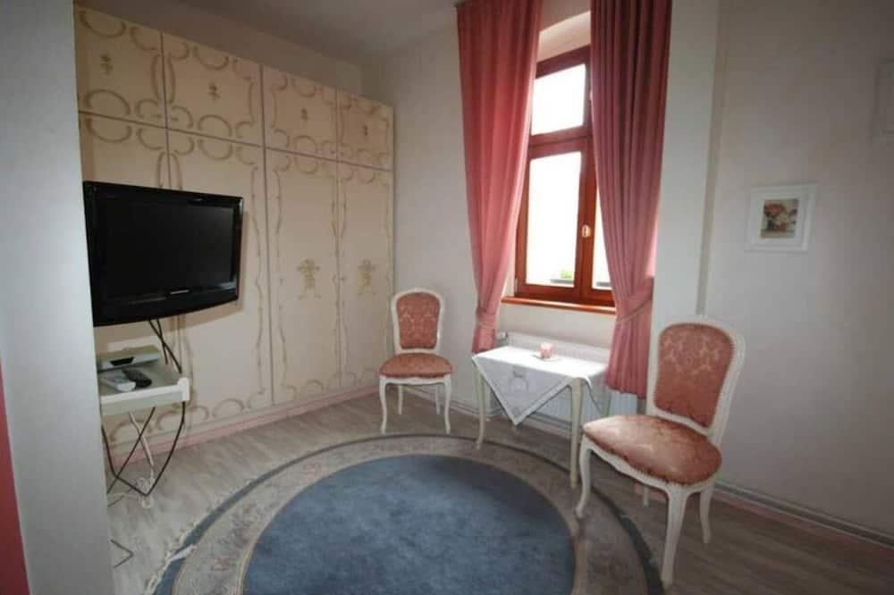 Doppelzimmer (Rose) - Wohnbereich