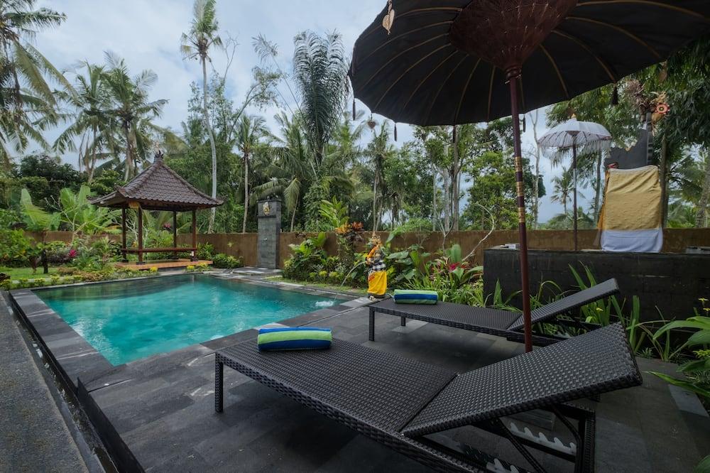 Exklusiv villa - 2 sovrum - utsikt mot poolen - Privat pool