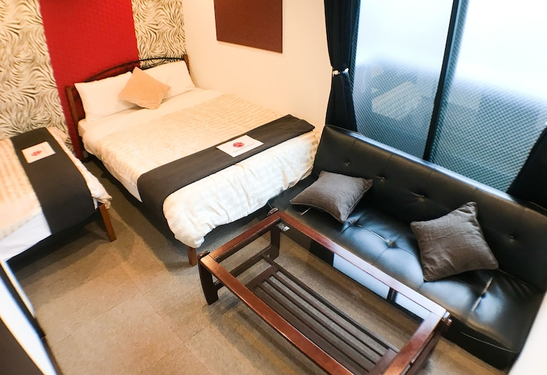 GH One More Heart at Kyoto Station South 4, Kyoto, Apartment (3), Bilik