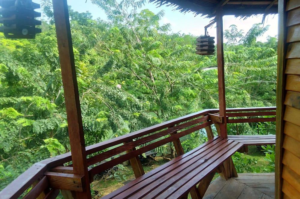 Rumah Basic - Balkon