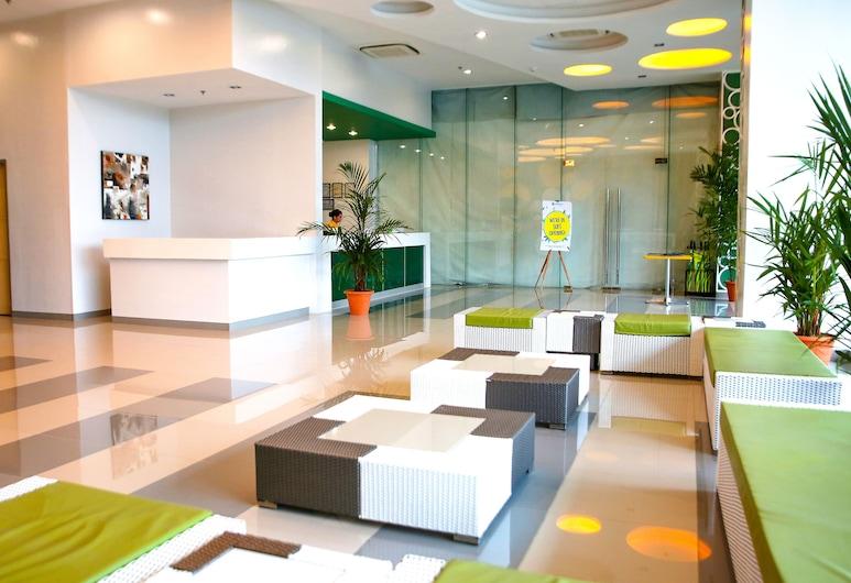 Go Hotels Iligan, Iligan, Sitteområde i lobbyen