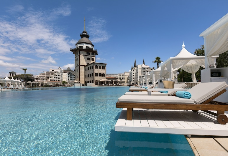 Titanic Mardan Palace - All Inclusive, Antalya, Outdoor Pool