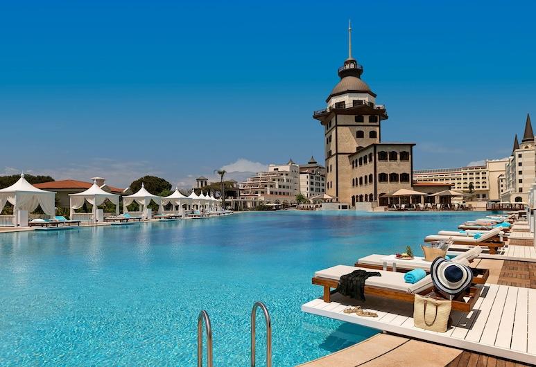 Titanic Mardan Palace - All Inclusive, Antalya, Piscina Exterior