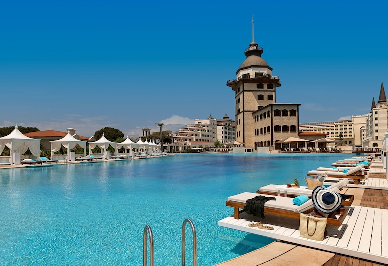 Titanic Mardan Palace - All Inclusive, Antalya, Außenpool
