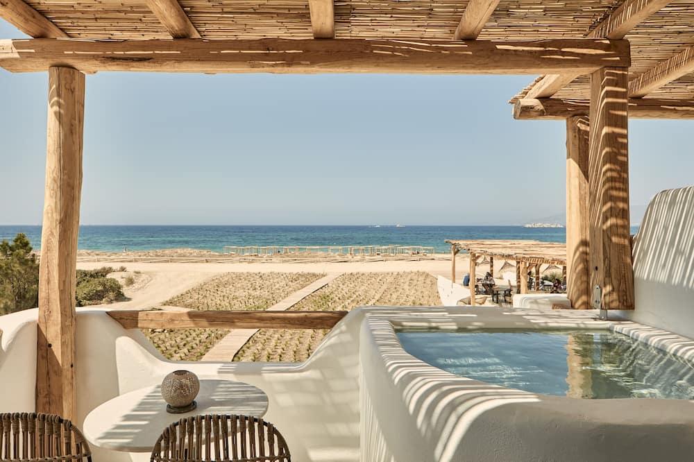 Apartmá typu Premium, vířivka, výhled na moře (Lower Floor) - Hlavní fotografie
