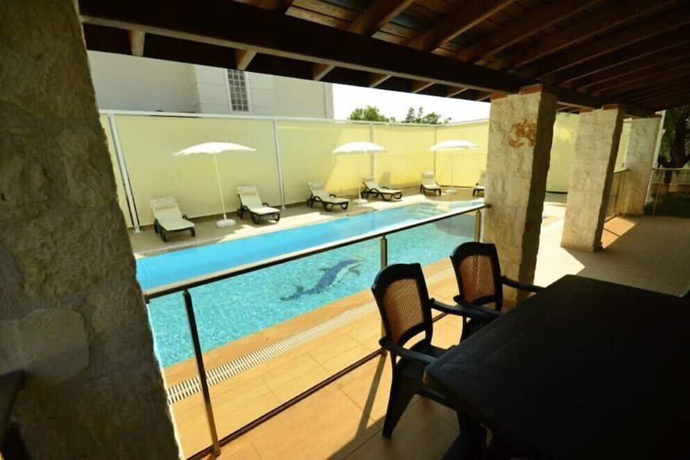 Villa, 4 magamistoaga, privaatbasseiniga - Terrass