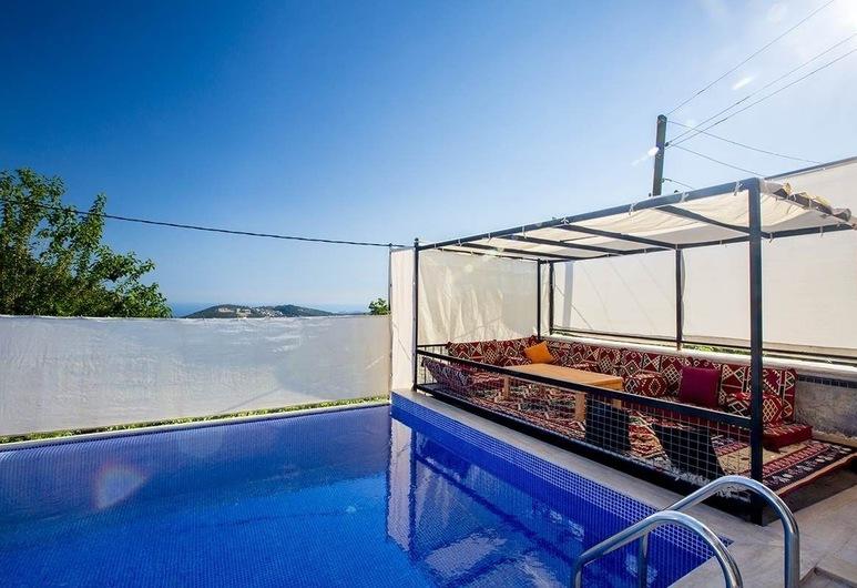 빌라 레반, Kas, 빌라, 침실 2개, 전용 수영장, 전용 수영장