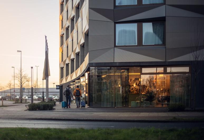 the niu Crusoe, Bremen, Facciata hotel