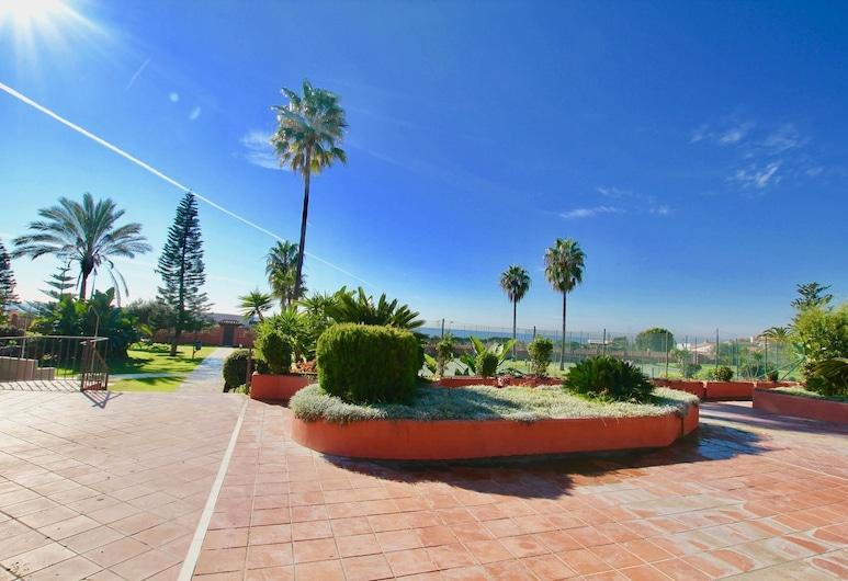 Alvarito Playa Apartment, Marbella, Inngangen til overnattingsstedet