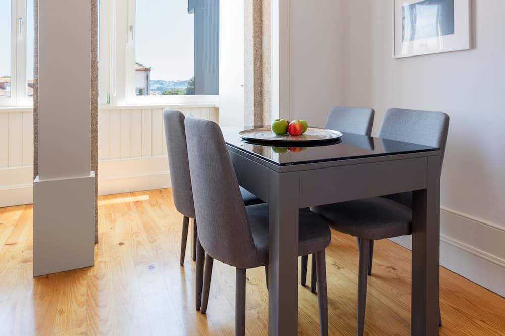 公寓, 1 間臥室, 城市景 - 客房內用餐