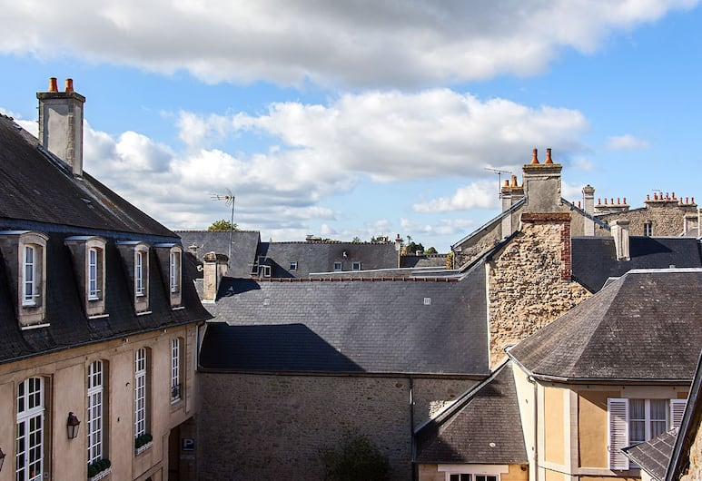 Maison d'Alice , Bayeux, Pemandangan dari properti