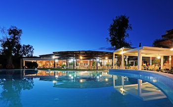 Picture of  Apollo Palace in Corfu