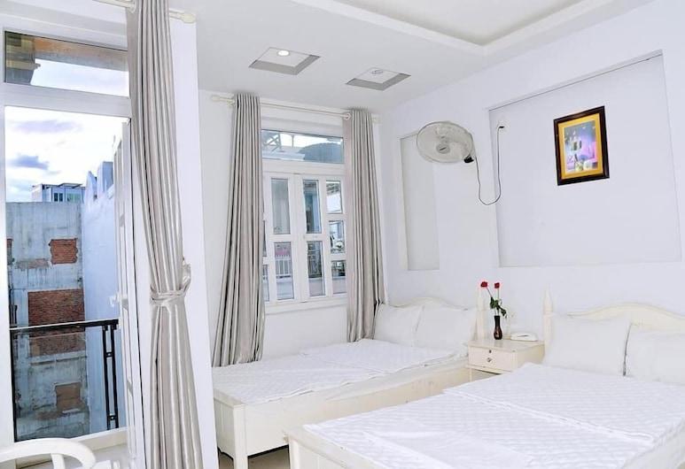 Thanh Cuong Hotel, ญาจาง, ห้องทวิน, ห้องพัก