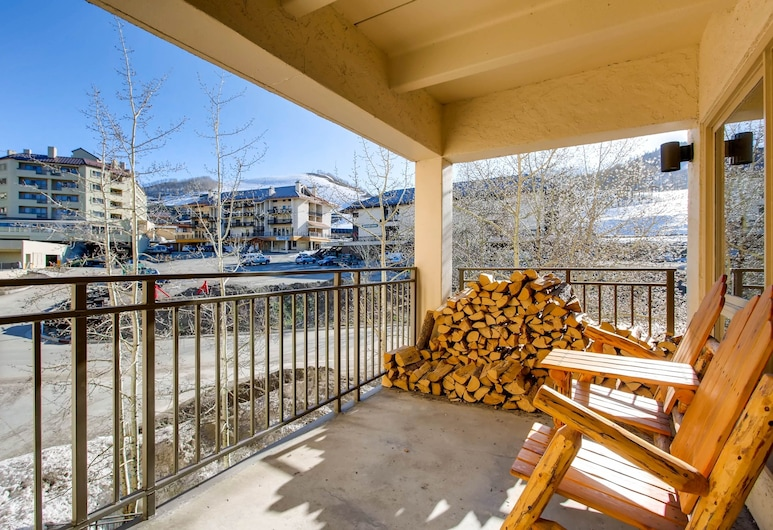 11 Snowmass Road Mt. #342 - 2 Br Condo, Crested Butte, Διαμέρισμα (Condo), 2 Υπνοδωμάτια, Μπαλκόνι