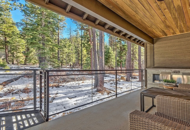 Gondola Vista 16 - 5 Br Townhouse, South Lake Tahoe, Dům, 5 ložnic, Balkón