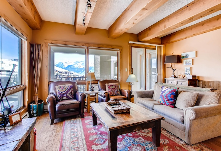 11 Snowmass Road #332 - 2 Br Condo, Crested Butte, Διαμέρισμα (Condo), 2 Υπνοδωμάτια, Καθιστικό