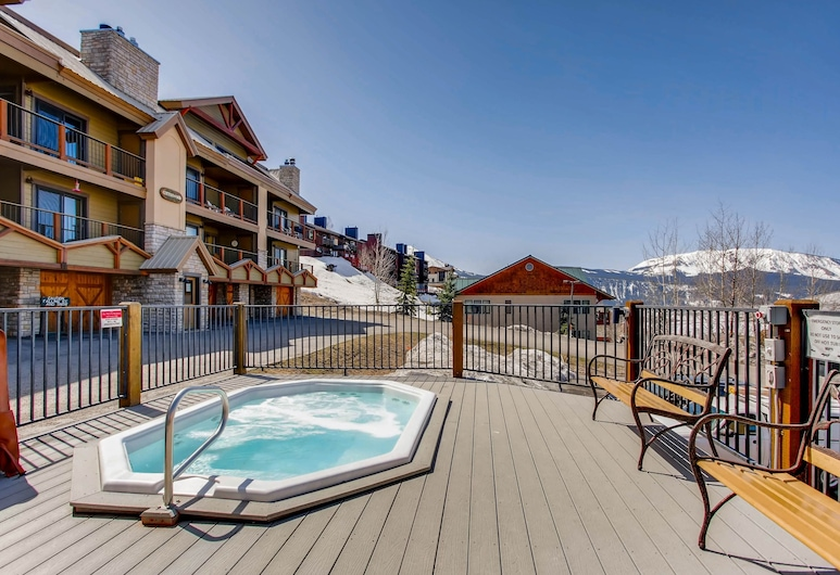 11 Snowmass Road Mt. #333 - 3 Br Condo, Crested Butte, Διαμέρισμα (Condo), 3 Υπνοδωμάτια, Πισίνα