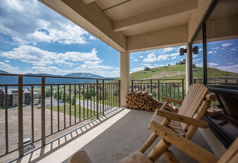 11 Snowmass Road Mt. #436 - 2 Br Condo, Crested Butte, Διαμέρισμα (Condo), 2 Υπνοδωμάτια, Μπαλκόνι