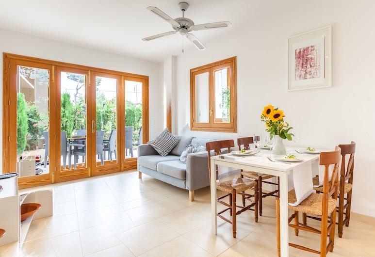 Apartamento Rojo B, Santa Margalida, Apartment, 2Schlafzimmer, Wohnbereich