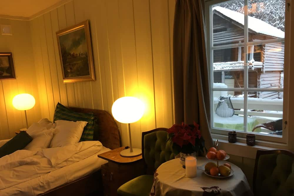 Economy Apartment, 1 Katil Ratu (Queen), Garden View - Balkoni