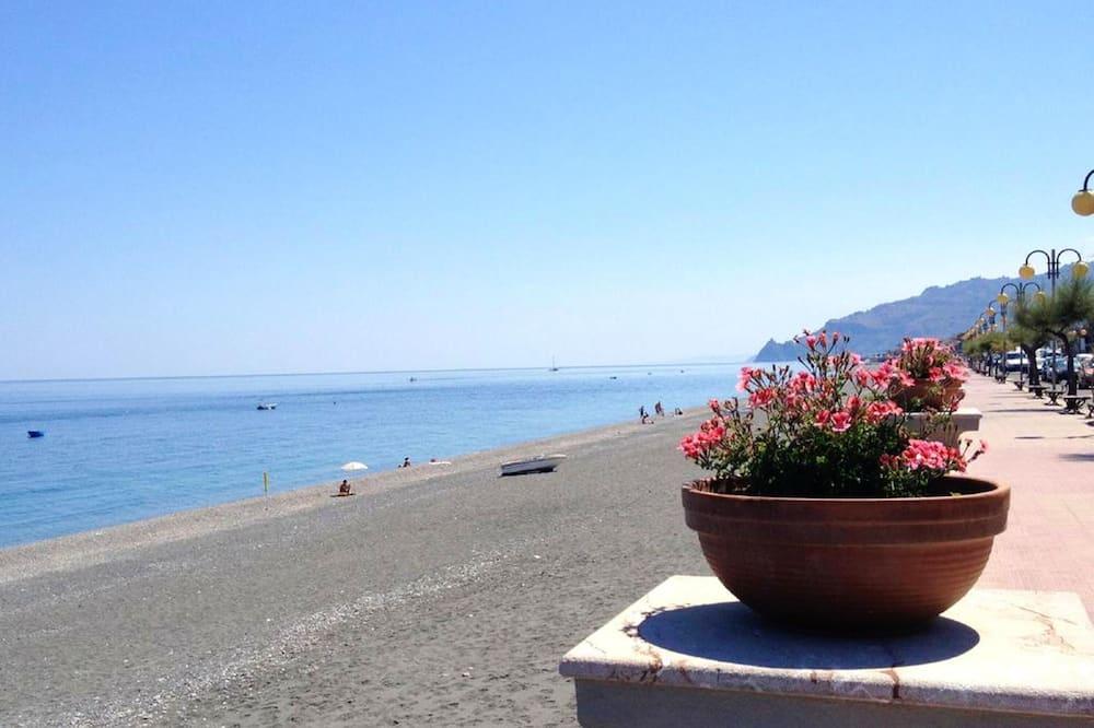Výhled na pláž/moře