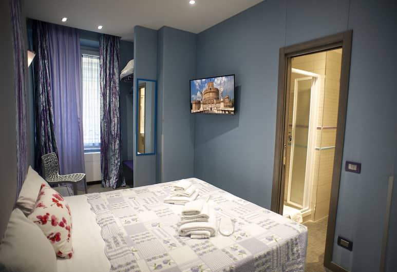Gracchi Guest House, Rome, Deluxe Double or Twin Room, Non Smoking, Guest Room