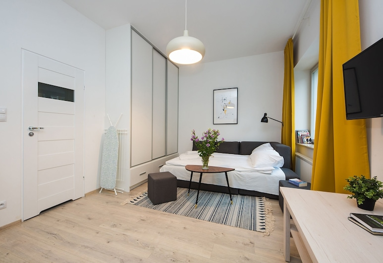 ShortStayPoland Środkowa (B48), Βαρσοβία, Διαμέρισμα, Μη Καπνιστών, Δωμάτιο