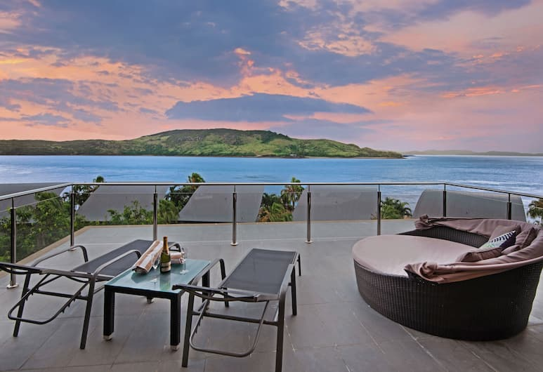 Yacht Club Villa 33-Serenity-Ocean Views with Golf Buggy, Hamilton Island, View from property