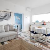 Appartamento, 1 camera da letto, vista mare - Area soggiorno