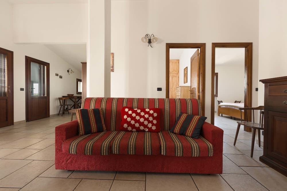 Standaard appartement, 2 slaapkamers (1245) - Woonruimte