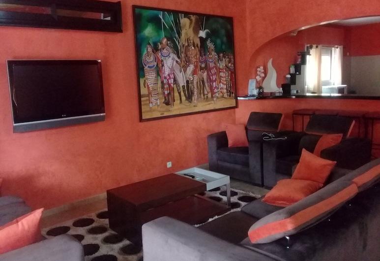 Villa Safari, Mbour