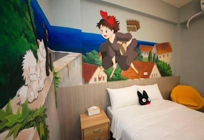 度菇民宿, 台東市, 標準雙人房, 客房