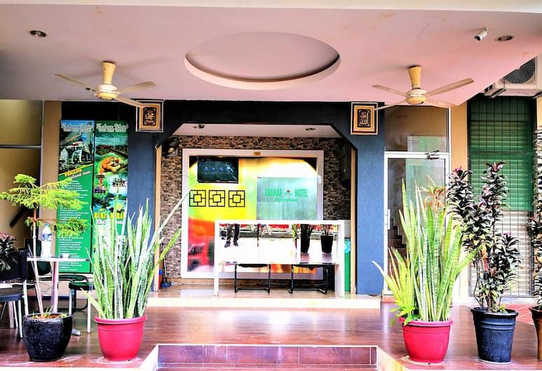 Zahaar Hotel, George Town, Välisilme