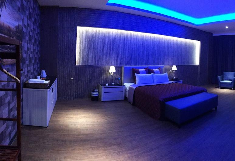 Yinxiang Xihu Motel, Taichung, Deluxe tweepersoonskamer, Kamer