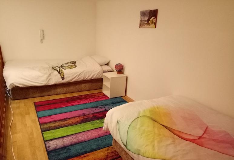 Kiwi Apartment, Bělehrad, Apartmán, více lůžek, Pokoj