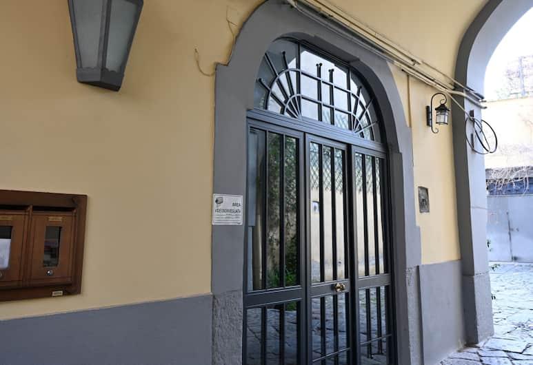 B&B Palummelle, Neapel, Exteriör