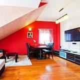 Apartament (1E/10) - Powierzchnia mieszkalna