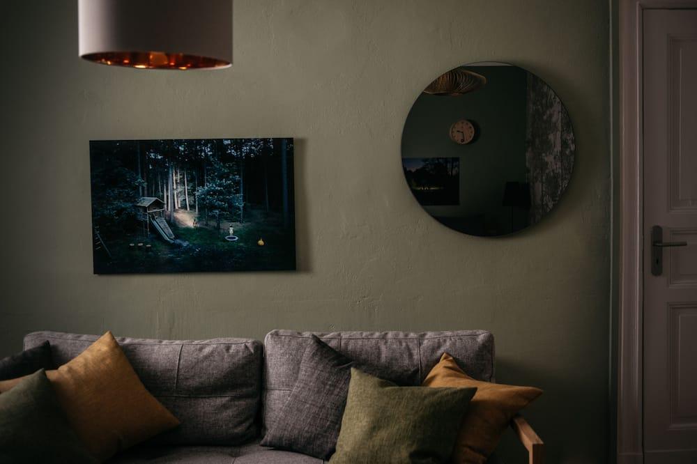 Apartment (Urban Jungle) - Living Area