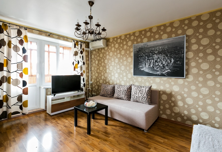 GM Sunny apartment in 15 min from Red Square, Moskva