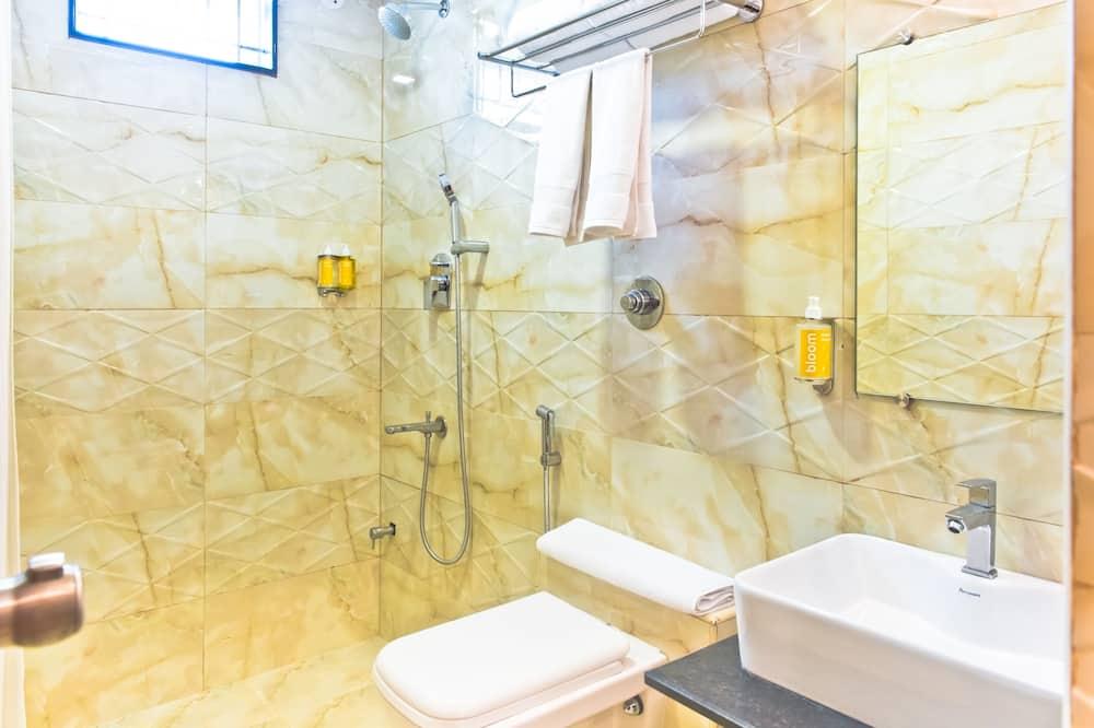 Habitación doble Deluxe, 1 cama King size - Baño