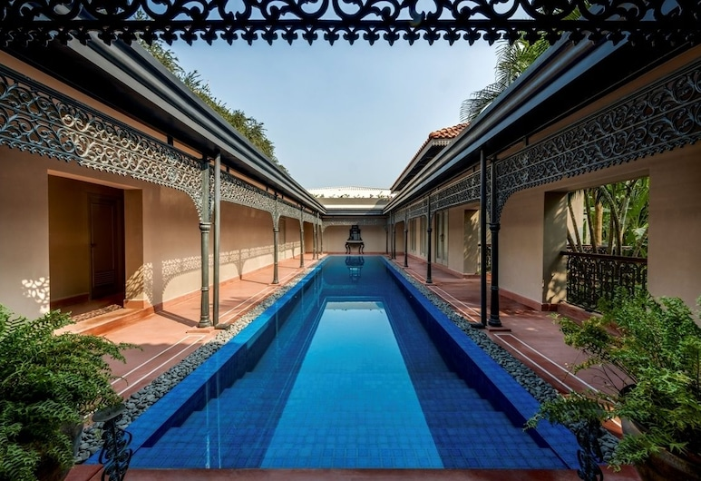 Raajkutir- A Boutique Hotel, Kolkata, Outdoor Pool