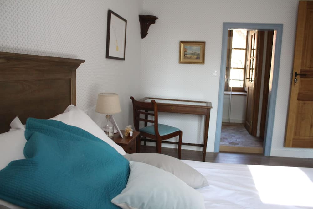 Kahden hengen huone (L'Istorlet) - Vierashuone