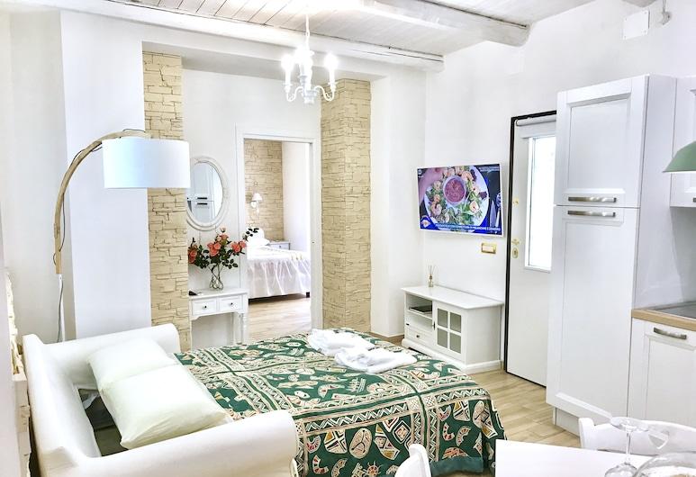 Casanova - Luxury Apartment, Vibo Valentia, Căn hộ Cao cấp, Khu phòng khách