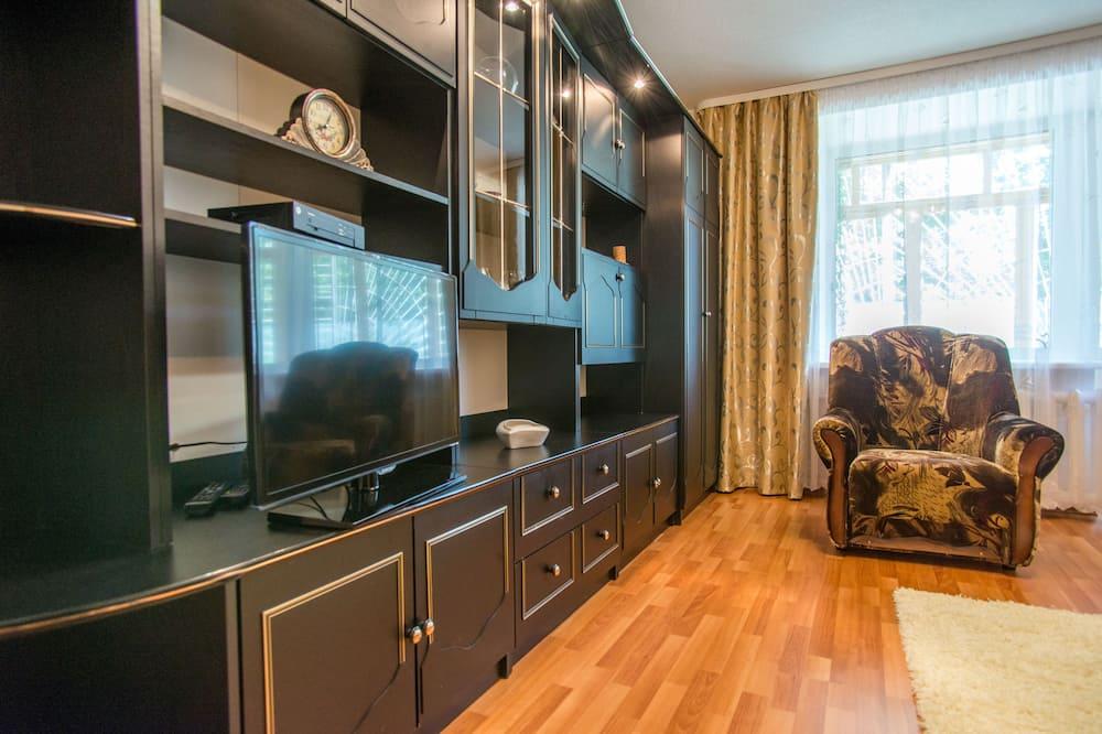 Apartment, 1Queen-Bett und Schlafsofa, Nichtraucher - Zimmer