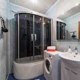 Design-huoneisto, 1 keskisuuri parisänky ja vuodesohva, Tupakointi kielletty - Kylpyhuone