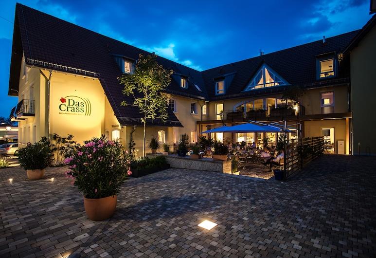 Das Crass, Nieder-Olm, Hotel Front – Evening/Night