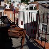 Appartement, Meerdere bedden, niet-roken - Balkon