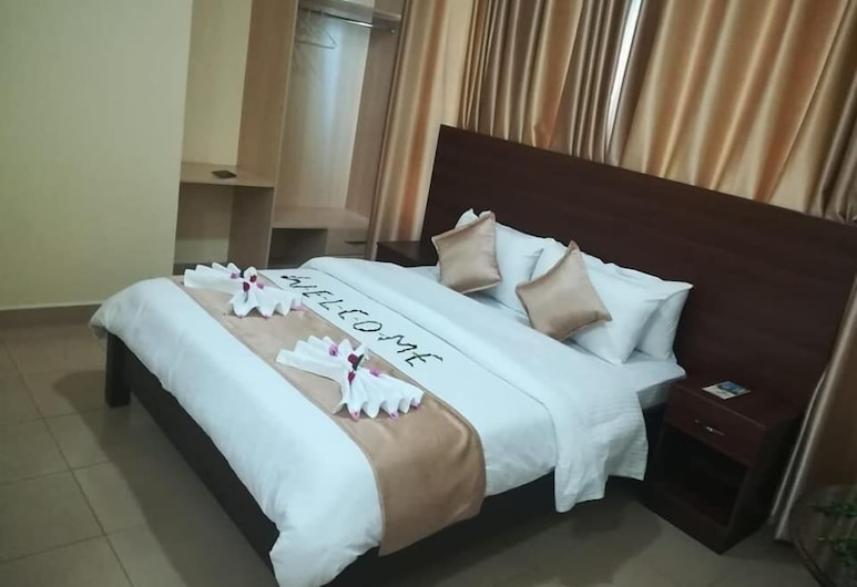 Delfirm Hotel, Найроби, Номер «Делюкс», Номер